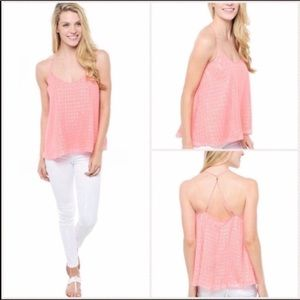 Lilly Pulitzer Maisey Racerback Camisole